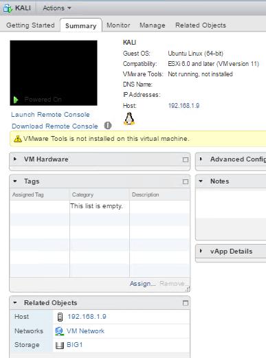 RDP Enable in Kali Linux 2 0 X   Balaji Bandi